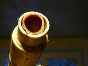 Эксплуатация трубы