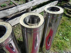 Трубы для дымоходов