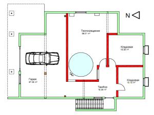 Буферная емкость теплоаккумулятор для системы отопления